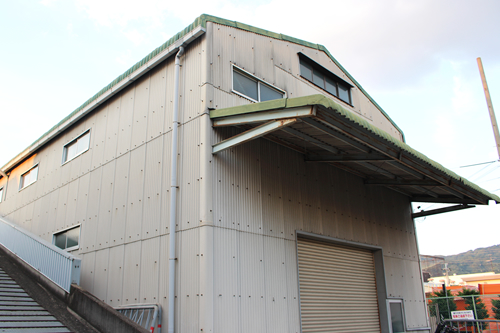 流通センター 第三倉庫